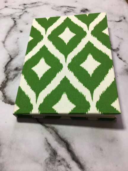 Green book Closed